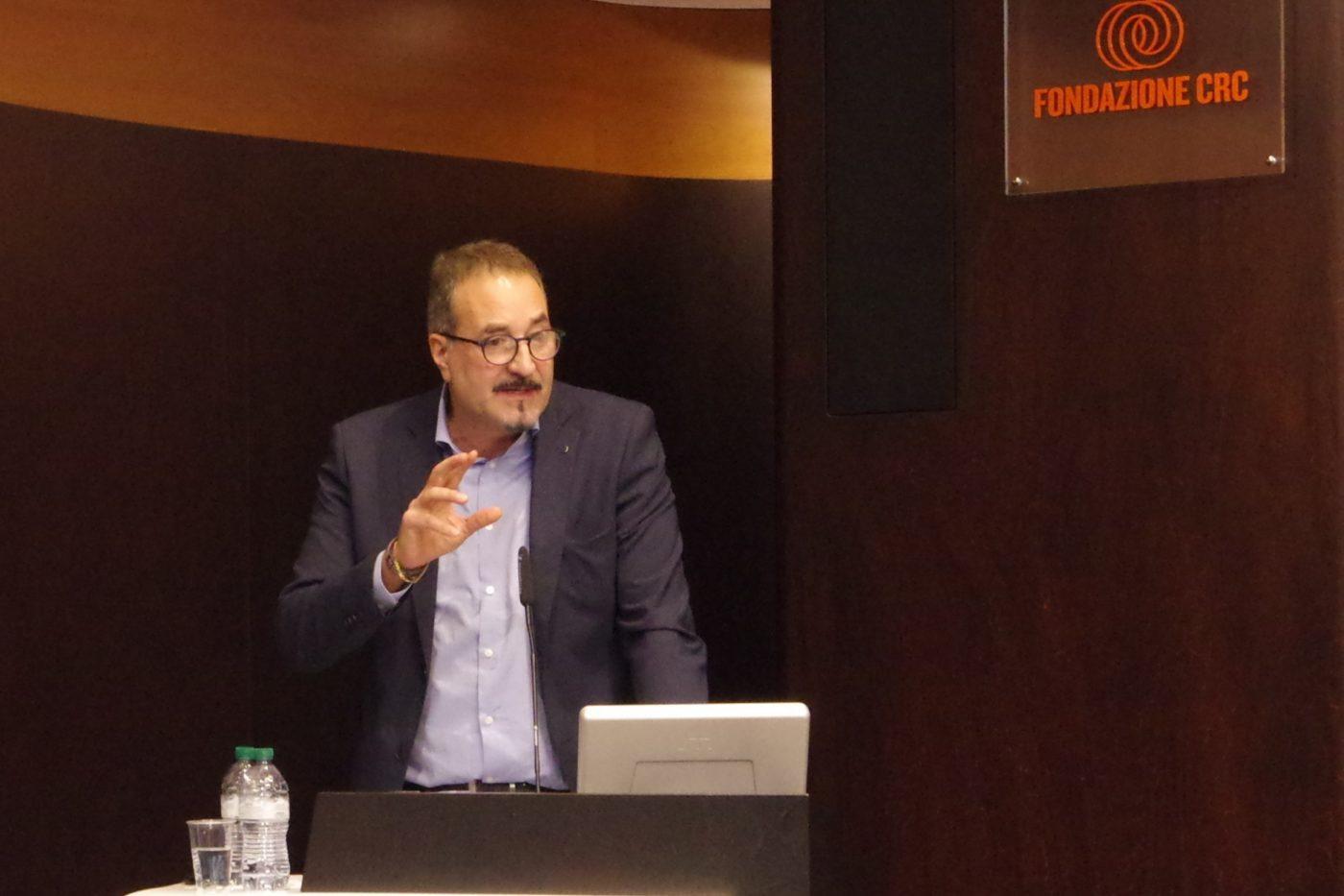 Il segretario generale della Cisl di Cuneo, Enrico Solavagione, chiede un accordo sullo smart working