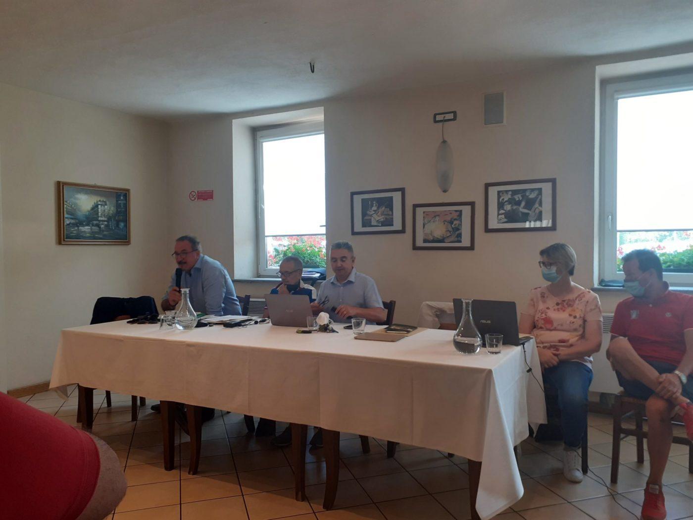 Il consiglio generale della Femca Cisl di Cuneo