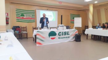 Con il consiglio generale è stata aperta la stagione congressuale della Cisl cuneese