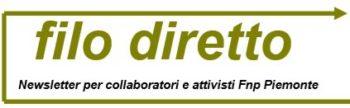Filo Diretto n°122, la Newsletter della Fnp Piemonte