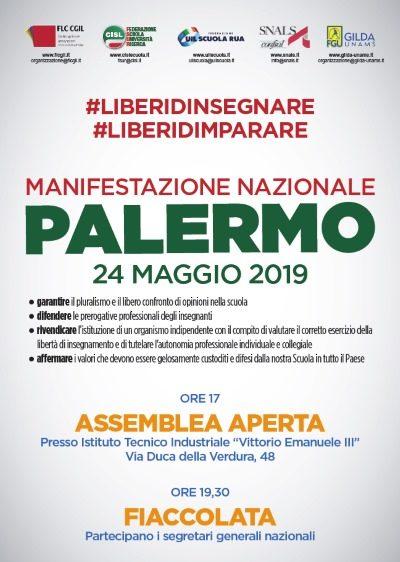 #liberidinsegnare #liberidimparare: venerdì 24 presidi di solidarietà per l'insegnante Rosa Maria Dell'Aria anche in Piemonte