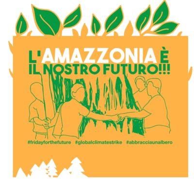 Amazzonia: al via la campagna raccolta fondi di Iscos Cisl