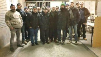 Alessandria, alla Cementir lavoratori in sciopero no-stop contro 23 licenziamenti