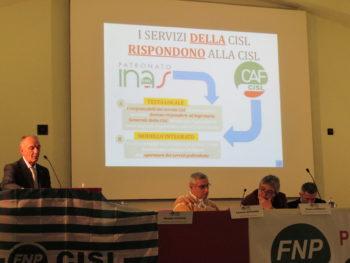 Rinaldo Olocco confermato Segretario Generale Fnp Cuneo