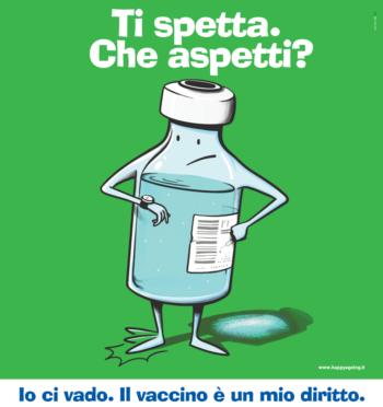 """Parte la campagna vaccini 2017 dell'Alleanza Happy Ageing """"Io ci vado"""""""