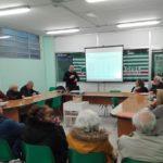 In aula con Santino Curcio