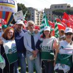 Parte della delegazione di Torino