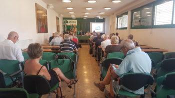 Presenza sul territorio, risposte alla cittadinanza, rapporto con i giovani e negoziazione sociale al centro del Consiglio Generale Fnp Piemonte