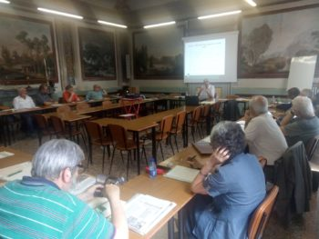 Concertatori e negoziatori sociali Fnp e Cisl Torino Canavese in formazione
