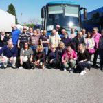 La delegazione del Piemonte Orientale
