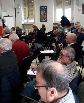 Contrattazione sociale al centro dell'Attivo unitario dei pensionati Fnp-Spi-Uil di Torino