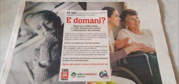 Fnp-Spi-Uilp Piemonte sulla questione RSA: e domani?