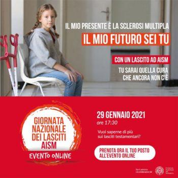 Anche nel 2021 Fnp Piemonte sostiene la campagna per i lasciti testamentari di AISM