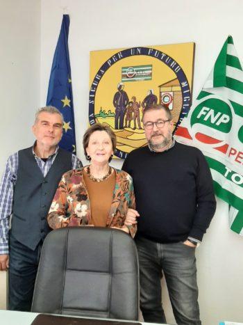 Agostino Demichelis è il nuovo Segretario Generale Fnp Cisl Torino Canavese
