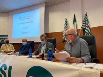 Consiglio Generale Fnp Piemonte Orientale: completata la riorganizzazione delle RLS