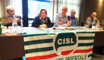 Verbania, la Cisl discute di Europa sociale e attualità politica