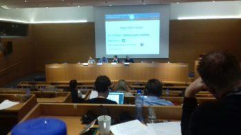 Il Segretario Generale Luca Caretti alla Conferenza IRTUC a Bruxelles