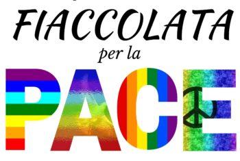 Pace: fiaccolata di Cgil Cisl Uil a Vercelli per dire no alla guerra in Siria