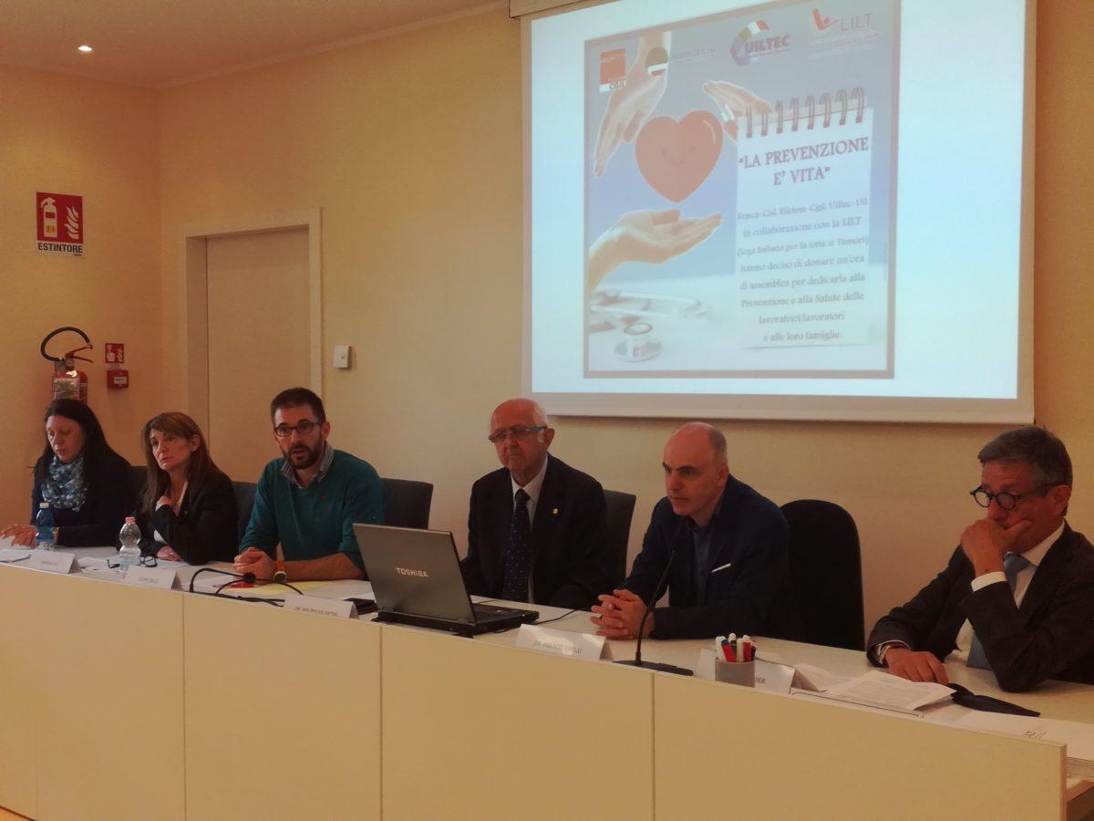 Progetto malattie oncologiche a Biella