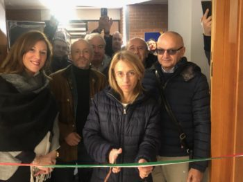 Video sull'inaugurazione sede Cisl di Borgosesia intitolata a Giulio Pastore