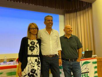 Gianluca Tartaglia è il nuovo segretario generale Fim Cisl Piemonte Orientale