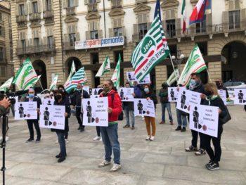 Cambio di appalto Asl, presidio di Fisascat Cisl martedì 28 settembre a Biella e Novara