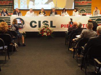 Cisl Piemonte a congresso il 28 e 29 marzo 2022