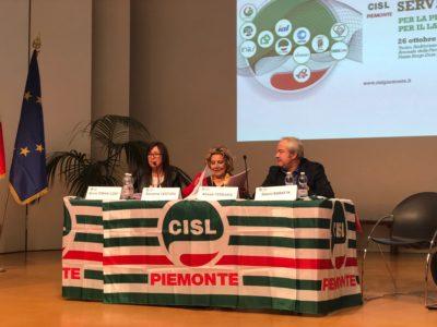Conferenza regionale Cisl: sono 800 mila i piemontesi che si rivolgono alla Rete dei Servizi
