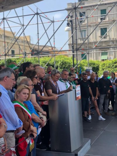 Ripartiamo dal Sud per unire il paese: anche la Cisl Piemonte alla manifestazione nazionale di Reggio Calabria