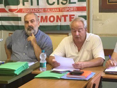 La Conferenza Nazionale Organizzativa al centro del Consiglio generale Fit Cisl Piemonte
