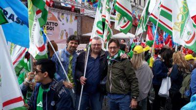 Lunedì 29 giugno manifestazione lavoratori appalto pulizie Inps regionale a Torino