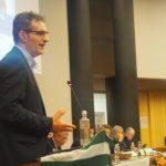 Intervento del segretario Cisl Torino-Canavese Domenico Lo Bianco primo piano