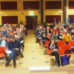 I delegati al congresso Cisl Scuola vista