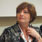 La segretaria territoriale Teresa Olivieri primo piano