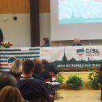 Il congresso della Cisl Scuola Torino-Canavese veduta sala