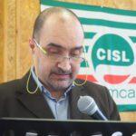Il segretario generale Femca Torino Gianpiero Drappero primo piano