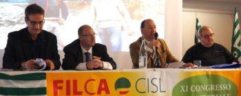 """""""Pronti per affrontare il futuro"""": l'XI congresso Filca riconferma Castelli segretario"""