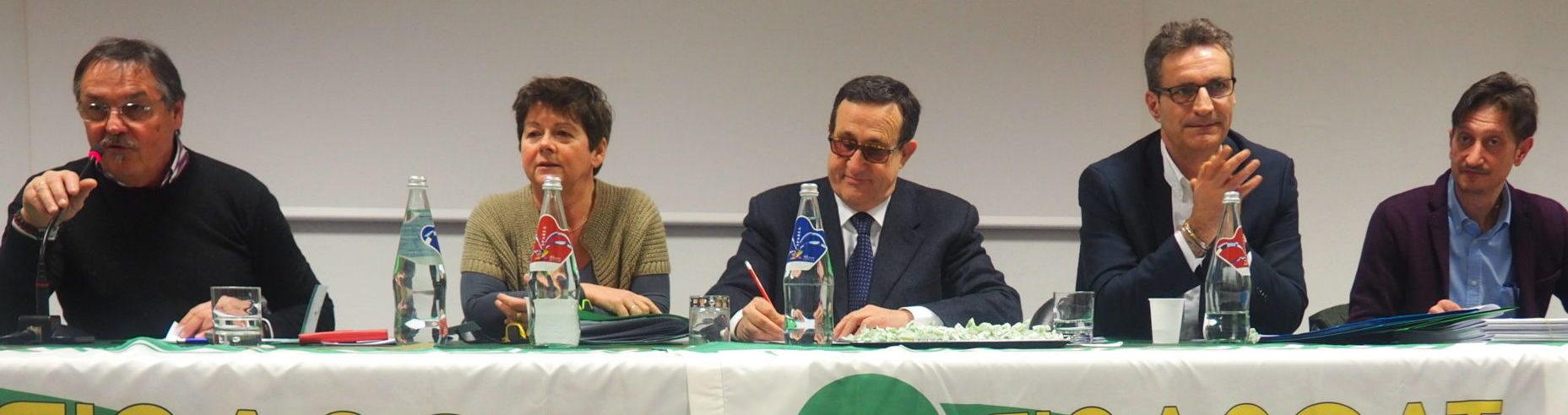 Congresso Fisascat Torino primo piano