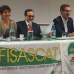Carla Destefanis, Pierangelo Raineri e Domenico Lo Bianco primo piano