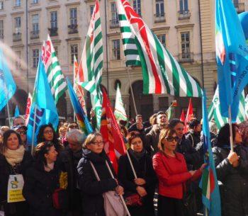Otto marzo, l'assemblea pubblica delle lavoratrici che operano negli appalti