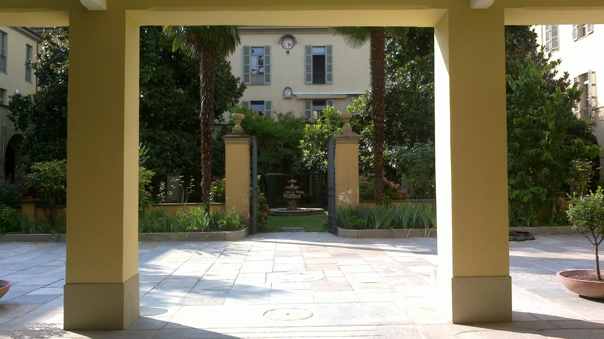 Residenza per anziani Carlo Alberto vista