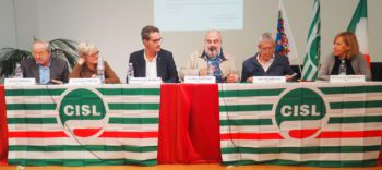 Furlan al consiglio generale della Cisl Torino-Canavese. Mauro Armandi sostituisce Aldo Blandino nella segreteria territoriale