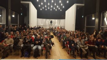 Contratto Funzioni centrali, assemblea unitaria di Fp Cgil, Cisl Fp, Uil Pa alla Biblioteca nazionale di Torino