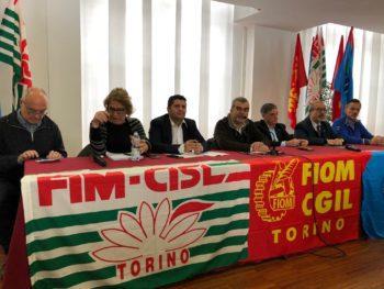 Svolta sull'Embraco: sospesi i 497 licenziamenti. L'assemblea generale dei metalmeccanici a Torino in vista dello sciopero del 13 marzo