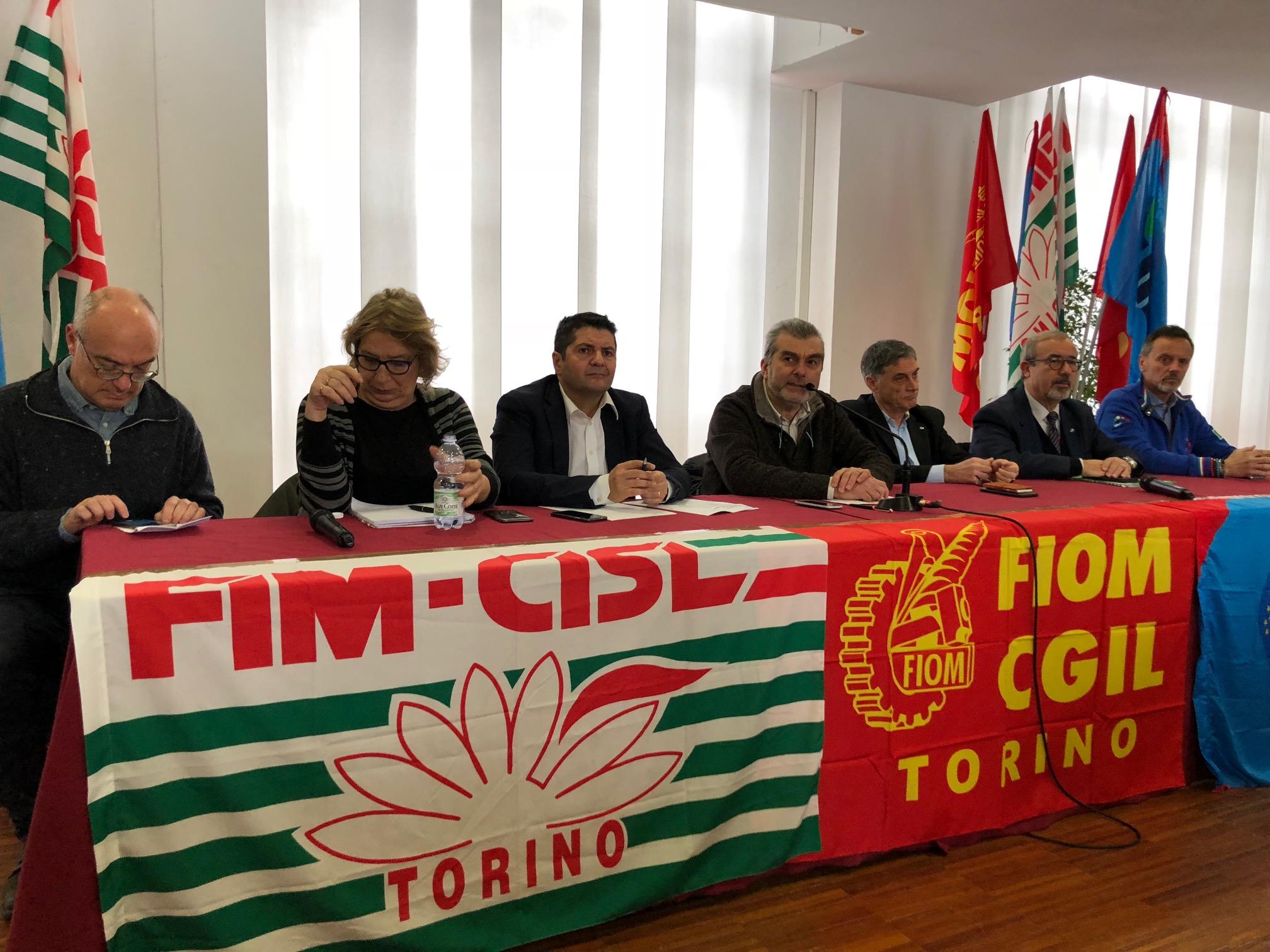 Svolta sull'Embraco, Chiarle introduce i lavori a Torino