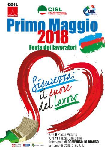 Manifesto Primo Maggio 2018