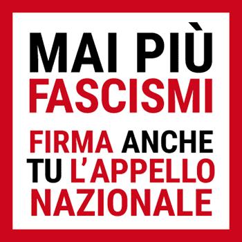 "Raccolta firme di Cgil Cisl Uil per campagna ""Mai più fascismi"" il 21 aprile in diversi punti della Città"