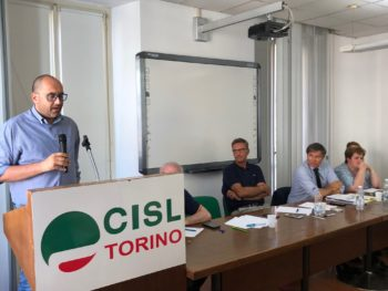 Andrea Cuccello a assemblea Italiaonline di Torino
