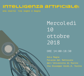 Intelligenza Artificiale: un convegno all'Università con Alberto Cipriani (Fim Cisl)