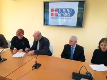 Città metropolitana e Cgil Cisl Uil Torino firmano intesa sugli appalti pubblici